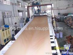 PP/PE/HIPS/EVA sheet making machine
