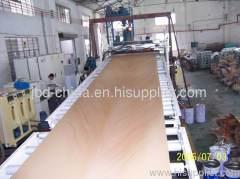 PP/PE/HIPS/EVA sheet making machine