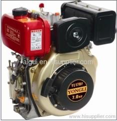 296cc Diesel engin(7HP)