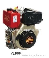 456cc Diesel engine (12HP)