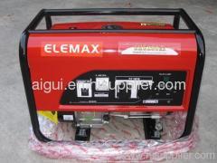 Elemax 2.5KW gasoline generator