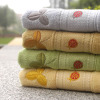 100% cotton embroider bath towel