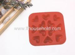 festival ice cube tray heart ice tray valentine's day