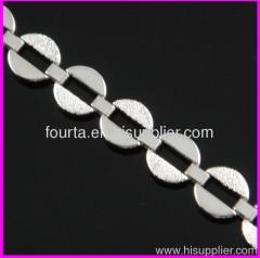 Platinum girl fashion bracelet