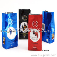 coffee bag plain