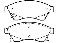 CHEVROLET CRUZE brake pads