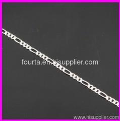 fashion stud chain bracelet