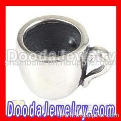 european Coffee Cup Charm Wholesale