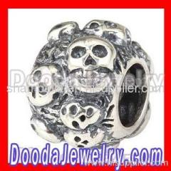european Skull Charm Wholesale