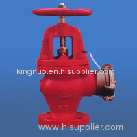JIS F7333 10K Marine Cast Iron Angle Hose Valves