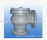 JIS F7359 5K Marine Cast Iron Lift Check Angle Valve