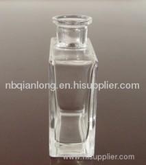latest 95ml rectangular aromatherapy bottles reed diffuser bottle