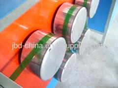 PET packing band extrusion machine