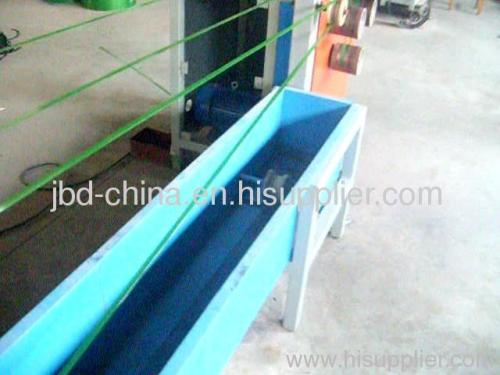 PET strapping belt production line