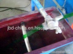PET strapping belt extrusion line