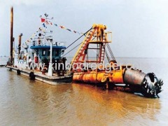 108 inch Sand Cutter Suction Dredger