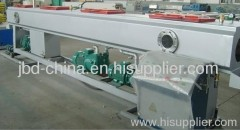 plastic drainage pipe production line