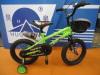 Argon Arc Welding Kids Folding Bike