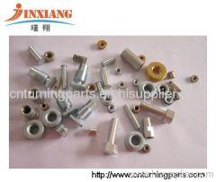 customed metal parts jinxiang cnc turned parts