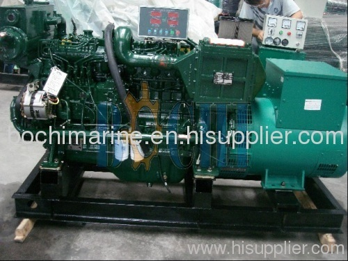 90kw Marine generator