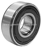 Z9504RST P204RR6 204BBAR Bearing for AC Lilliston Cultivator, JD Planter Gauge Wheel