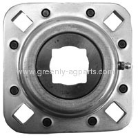DHU114S209 311007 Riveted Flange harrow bearing