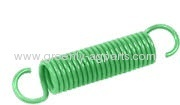 GD8249 Kinze down pressure spring for parallel arms paint green