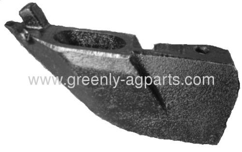 N283433 Seed boot bottom left hand for John Deere 1560 & 1565 grain drills