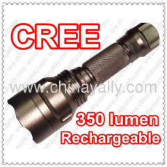 CREE Q5 LED Flashlight