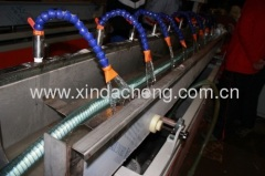 Reinforced Hose Extrusion Line