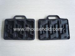 gun shape ice tray