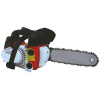 Gas Powered Hedge Trimmer-Chain Saw