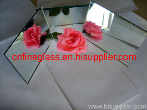 Environment-friendly aluminum mirror