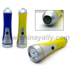 LED Rubber torch