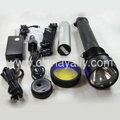 65W hid flashlight