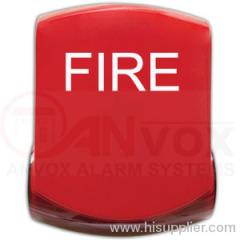 fire alarm, fire strobe siren, home burglar alarm