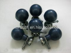 Suction Electrode,Adult/universal ,3mm/4mm,6pcs/set,1set/bag