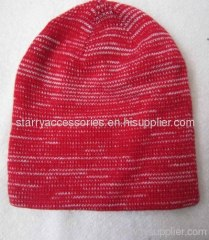 Winter Hat/Beanie Reversible, Comes in Double Layers