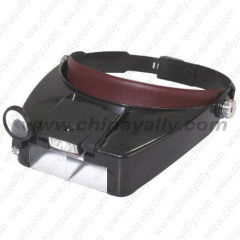 Headband Magnifier Light