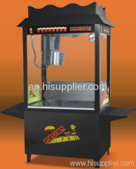 CE Approved luxury popcorn machines
