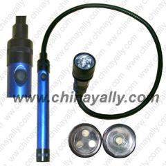 Flexible LED work lamp
