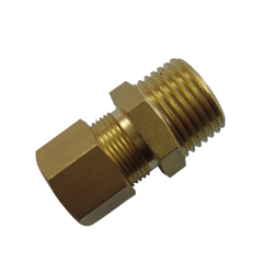 Forged Copper Male Thread Union Fittings