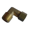 Brass 90 Degree Male Fittings With Union Elbow Fittings