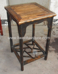 antique furnishings tea table