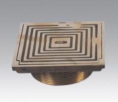 Brass Floor Drain
