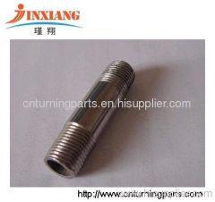 metal CNC machined parts double end bolt