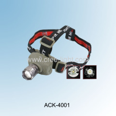 Telescopic CREE Q3 LED High Power Headlamp ACK-4001 (T27)