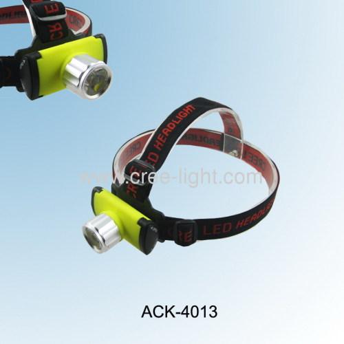 New design! High Power 1 Watt LED Headlamps ACK-4013