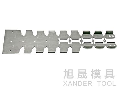 Progressive Die Layout L 007 Manufacturer From China