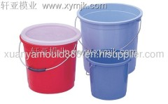 injection bucket mould
